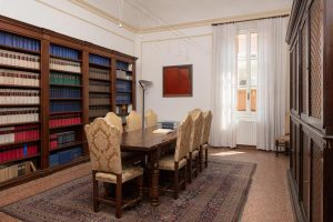 Sala riunioni Studio Legale Stortoni Merlini Meyer