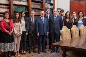 I professionisti dello Studio Legale Stortoni Merlini Meyer